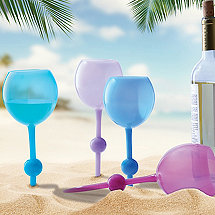 Beach Glasses (Set of 4)