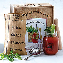 Grow Your Own Bloody Mary Cocktail Kit