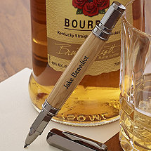 Personalized Authentic Whiskey Barrel Pen