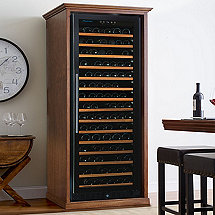 XL Custom Wine Cellar Cabinet With N'FINITY PRO LXi RED Wine Cellar