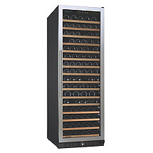 N'FINITY PRO Li RED Wine Cellar Stainless Steel Door (Right Hinge)