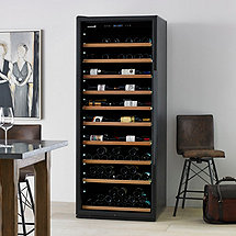 Classic VinoView 300-Bottle Wine Cellar