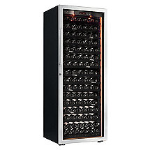 EuroCave Revelation L Wine Cellar Black Shelf Stainless Steel Trim (Right Hinge) (Outlet A)