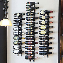 N'FINITY VinoView Display Rack (Single Bottle Depth)