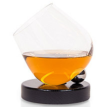 Aura Glass With Coaster (Set of 2)