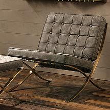 Calvin Armless Chair