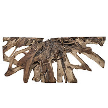 Jakarta Console Table (Small) (Natural)