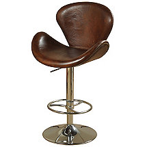 Winston Swivel Stool (Brown)