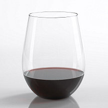 Riedel 'O' Cabernet / Merlot / Bordeaux Stemless Wine Glasses (Set of 2)