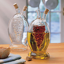 Grape Bunch Cruet