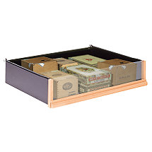 EuroCave Cigar Humidor Sliding Drawer