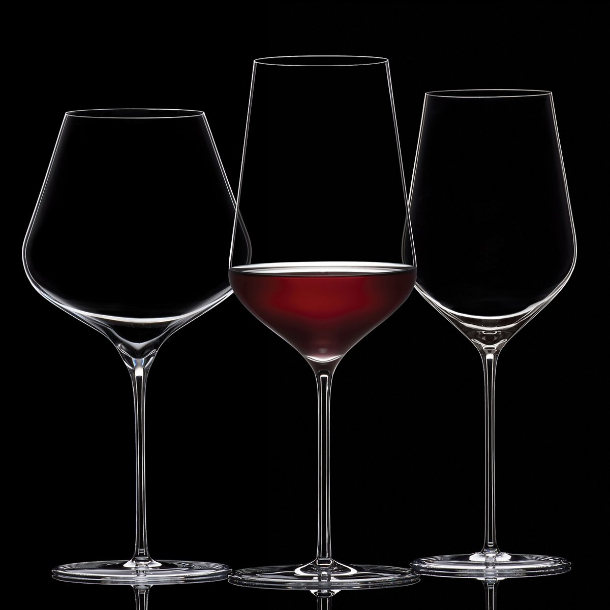 ZENOLOGY Wine Glasses Complete Collection