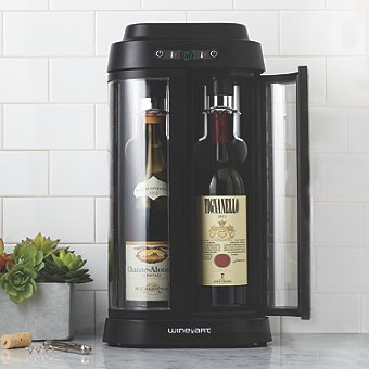 Double-Wall Iceless Wine Bottle Chiller - Wine Enthusiast