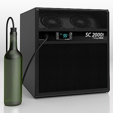 WhisperKOOL Self-Contained SC 2000i Cooling System