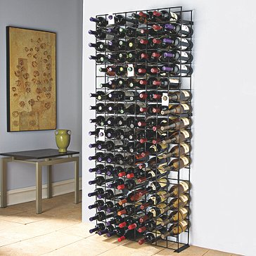 144 Bottle Black Tie Grid