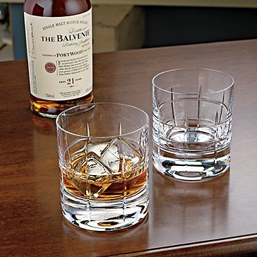 SoHo Bar Glasses (Set of 2)