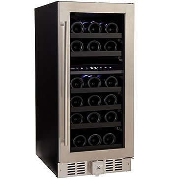 N'FINITY PRO2 SD Dual Zone Wine Cellar