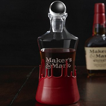 Maker's Mark Hand-Dipped Decanter