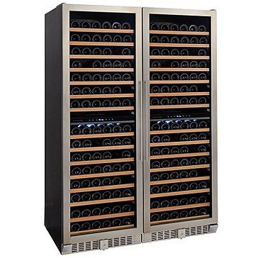 N'FINITY PRO2 Double L Dual Zone Wine Cellar