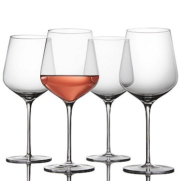 Fusion Air Go-To Universal Wine Glasses (Set of 4)