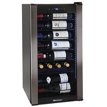 Wine Enthusiast VinoView 28-Bottle Wine Cellar