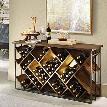 Wooden Wine Racks Storage