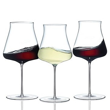 ZENOLOGY SOMM Wine Glasses Complete Collection (Set of 6)