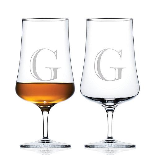 Personalized ZENOLOGY Whiskey Glass (Set of 2)