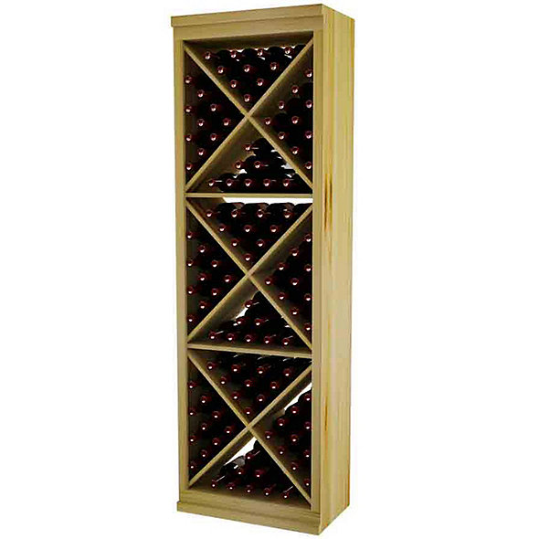 Sonoma Designer Rack - Solid Diamond Cube w/Face Trim