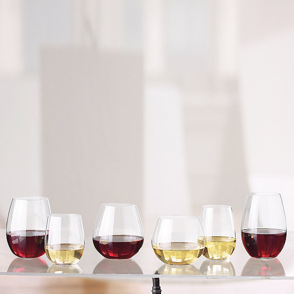 9db867b16b8 Riedel 'O' Stemless Wine Glass Complete Collection (Set of 12)