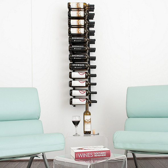 VintageView Wall Series 4 Ft Rack (36 Btl)