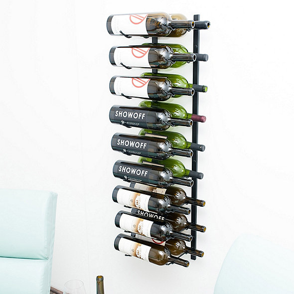 VintageView Wall Series Magnum Rack (18 Btl)
