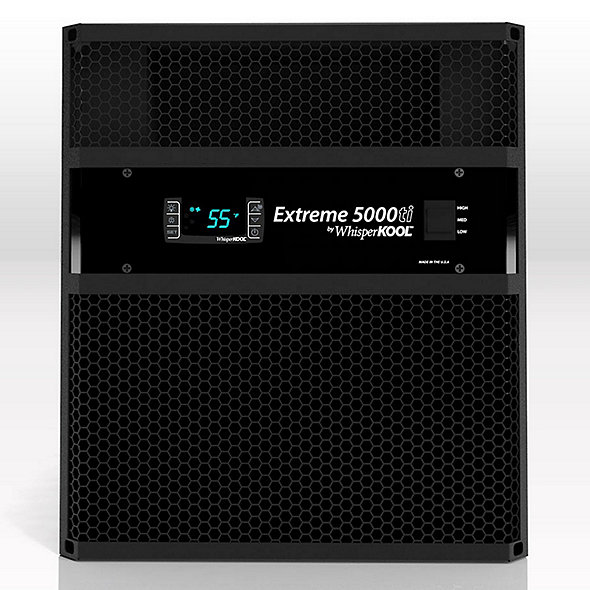 WhisperKOOL Self-Contained Extreme 5000ti Cooling System
