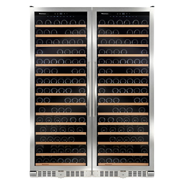 N'FINITY Double LXi Single Zone Wine Cellar with Steady Temp Cooling (Stainless Steel Door)