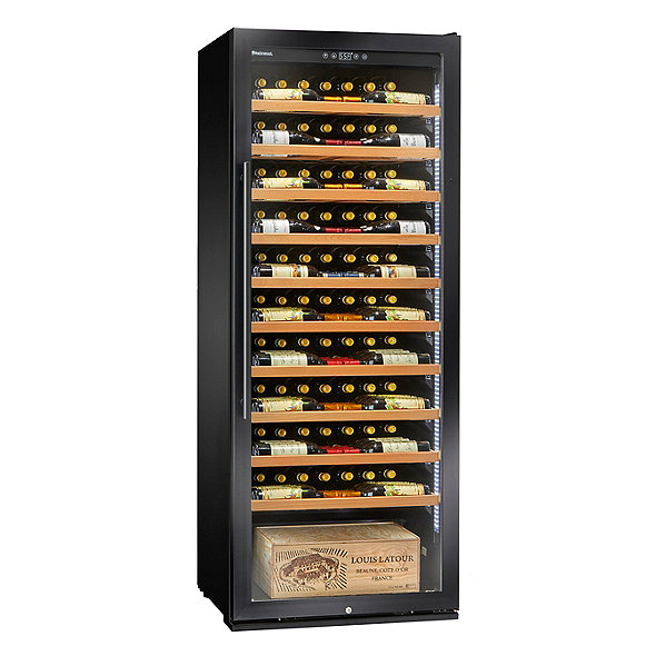 Classic XL 300-Bottle Wine Cellar with VinoView Shelving