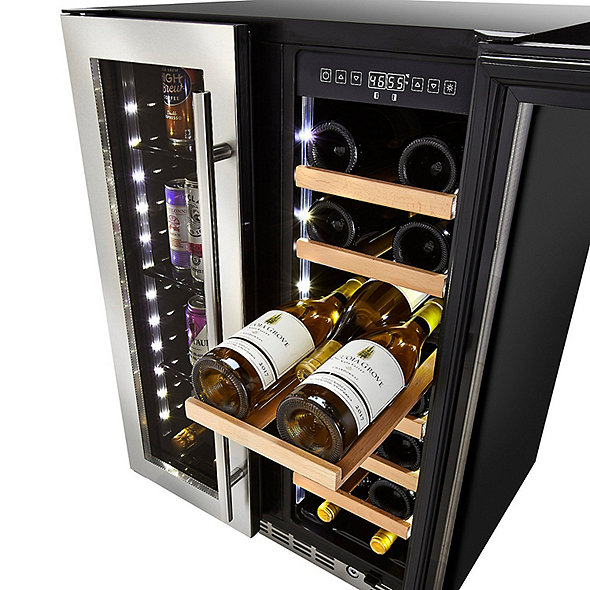 "N'FINITY PRO HDX 24"" Wine and Beverage Center"