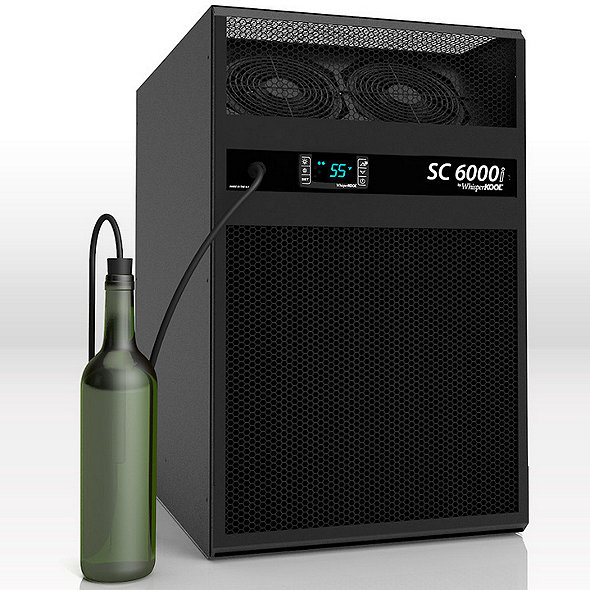 WhisperKOOL SC 6000i-8000i Cooling System
