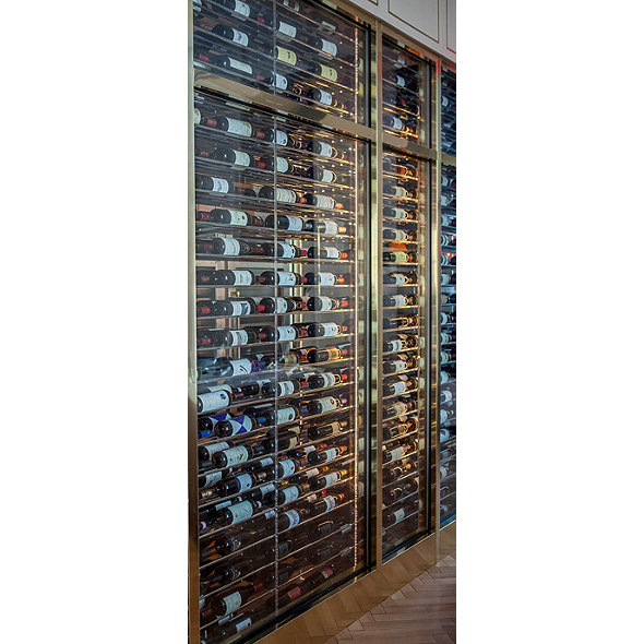 VintageView Evolution Series 8 Foot Wine Rack (162 Bottle)