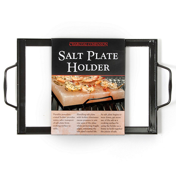 Himalayan Salt Plate Holder