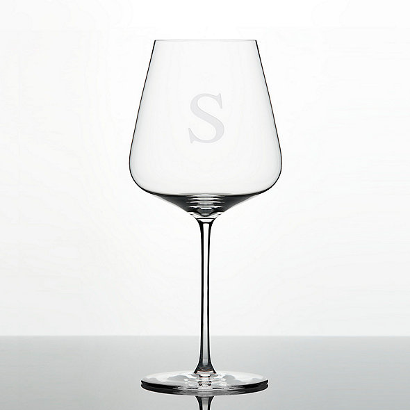 Personalized Zalto Denk'Art Bordeaux Glass