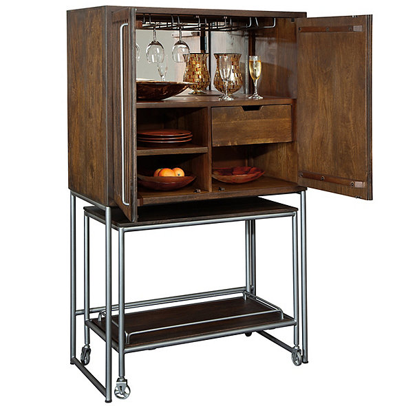 Howard Miller Trolly Wine & Bar Cart