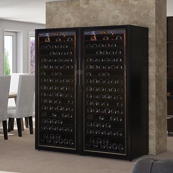 Eurocave Revelation Double L Wine Cellar Wine Enthusiast