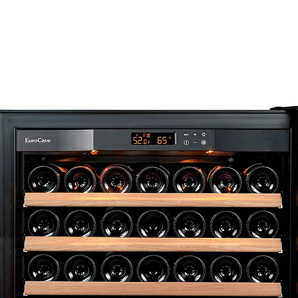 EuroCave Pure Double L Wine Cellar