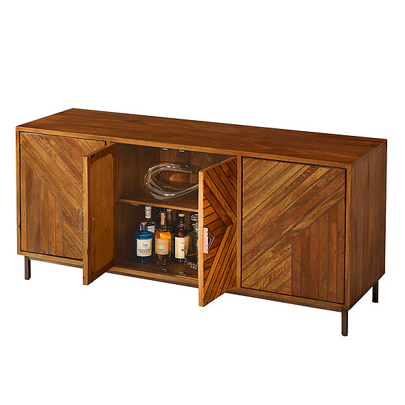 Cheverny Metal Inlay Sideboard