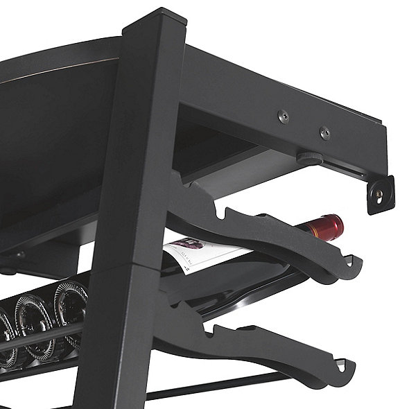 EuroCave Modulosteel Half Column Wine Rack (Add On)