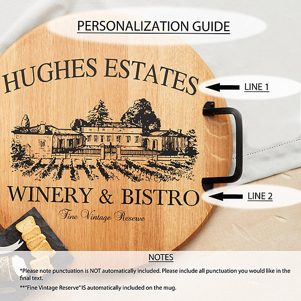 Home or Bar Scotch Whiskey Tray Personalized Wood Quarter Barrel Lazy Susan