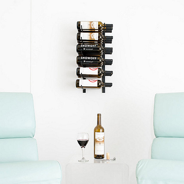VintageView Wall Series 2 Ft Rack (18 Btl)