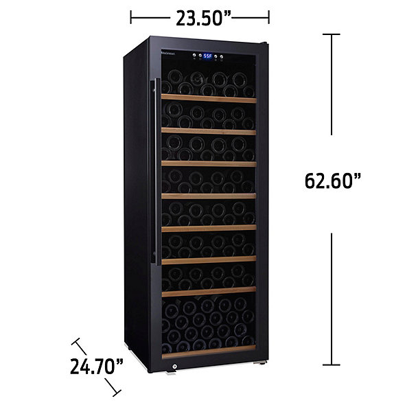 Wine Enthusiast Classic L-150 Wine Cellar