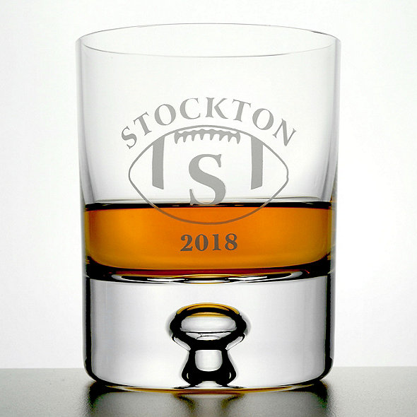 Personalized 'Big Game' Lexington Whiskey Glasses (Set of 2)