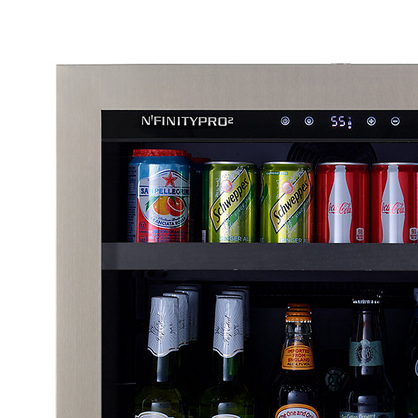 N'FINITY PRO2 Beverage Center Wine Cellar